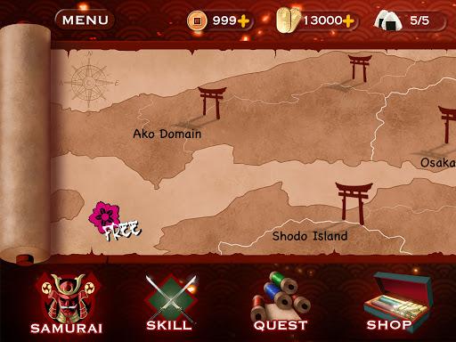 Samurai 3 - Action fight Assassin games  screenshots 15