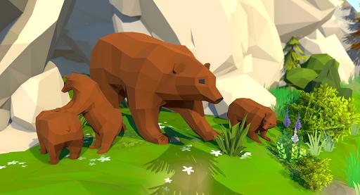 VR Zoo Wild Animals in Virtual Reality Polygon  screenshots 1