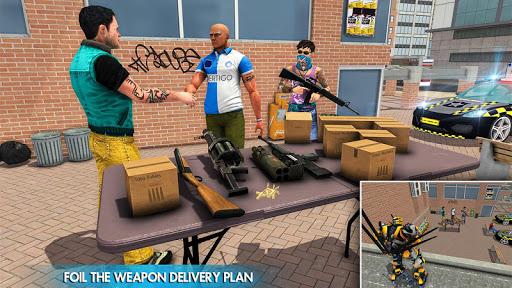 Helicopter Robot Transform War u2013 Air robot games  screenshots 9