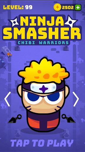 Ninja Smasher - Naruto & Friends 1.3.2 de.gamequotes.net 1