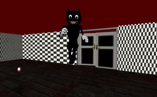 Night of Cartoon Cat Trapped 5.1 screenshots 1
