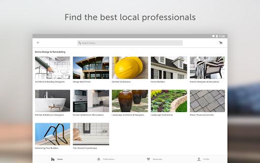 Houzz - Home Design & Remodel Apkfinish screenshots 11