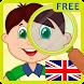 TouchLingvo:視覚学習。 子供のための英語のボディパーツ - Androidアプリ