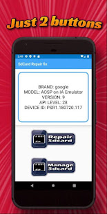 Sd Card Repair (Fix Sdcard) 2.0 Screenshots 2
