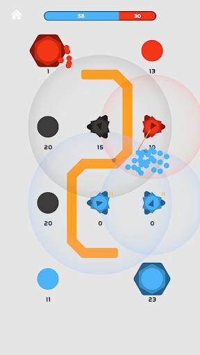 Clash of Dots - 1v1 RTS 0.6.7.1 screenshots 7