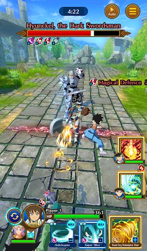DQ Dai: A Herou2019s Bonds  screenshots 7