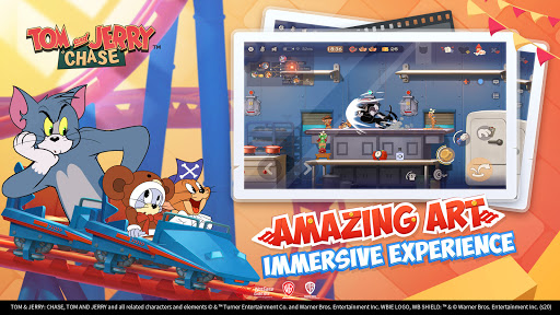 Tom and Jerry: Chase apktram screenshots 14
