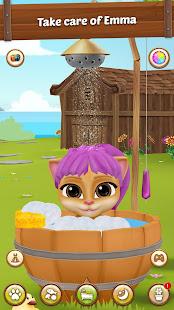 Emma the Cat Gardener: My Virtual Pet