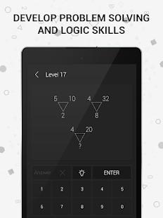 Math   Riddles and Puzzles Maths Games 1.22 Screenshots 8
