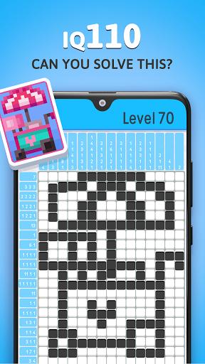 Nonogram - Logic Pic Puzzle - Picture Cross screenshots 4
