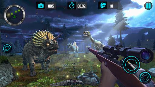 Real Dino Hunting 2018: Carnivores Dino Zoo Game apkdebit screenshots 2