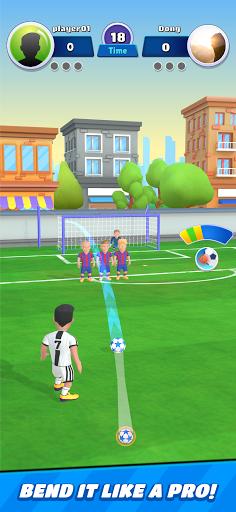 Télécharger Gratuit Football Clash - Euro Mobile Soccer APK MOD (Astuce) screenshots 1