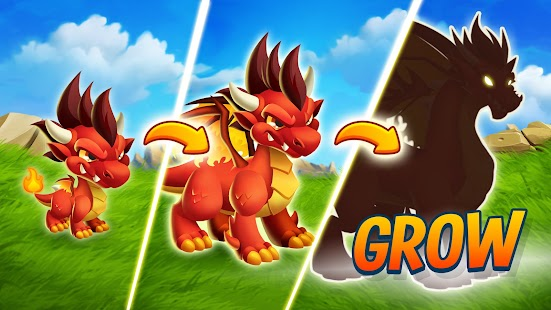 Dragon City Mobile Screenshot