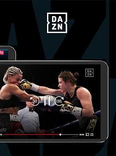 DAZN Live Fight Sports: Boxing, MMA & More Screenshot