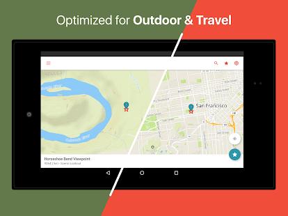 CityMaps2Go  Offline Maps for Travel and Outdoors