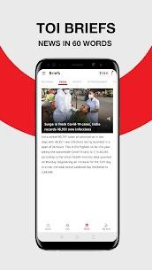 The Times of India Newspaper MOD APK 6.6.5.2 (PRIME Unlocked) Latest News App 6