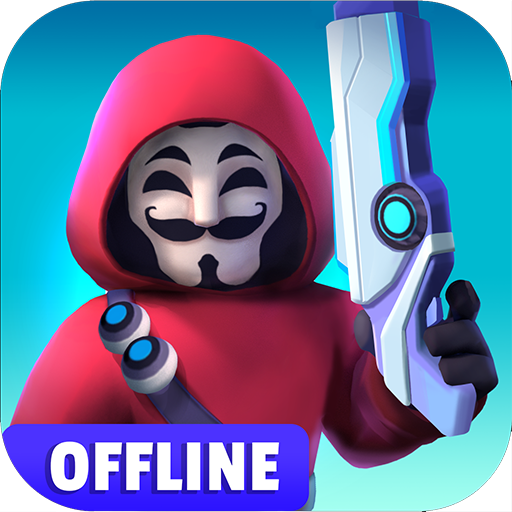 Heroes' Strike - 3v3 Moba Brawl Shooter - Offline