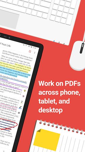 PDF Reader - Sign, Scan, Edit & Share PDF Document screenshots 18