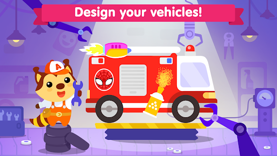 Car games for kids ~ toddlers game for 3 year olds screenshots 2