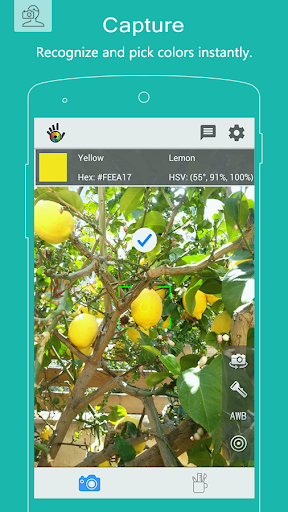 Color Grab (color detection)  screenshots 1