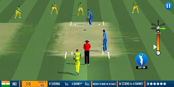 World Cricket Battle Mod Apk 2: Unlimited Money 3