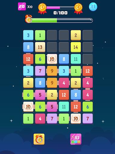 Number Blocks - Merge Puzzle 1.18.2 screenshots 12