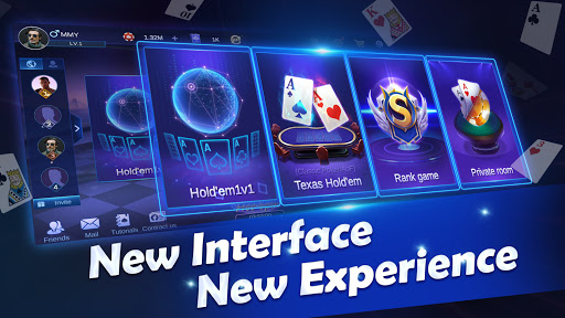 APG-Texas Holdem Poker Game android2mod screenshots 2