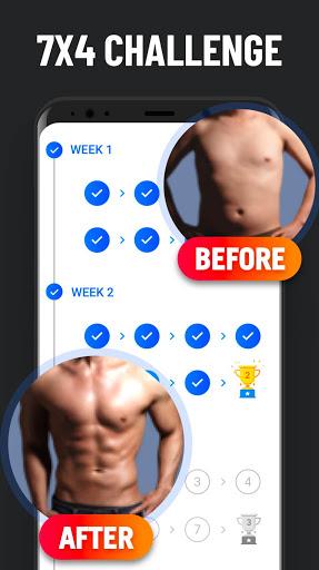 Home Workout - No Equipment 1.1.2 Screenshots 5