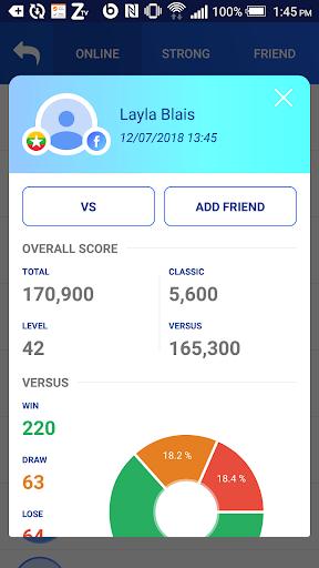 Millionaire Myanmar Burmese - Quiz Trivia Puzzle 1.0.0.20210409 screenshots 4