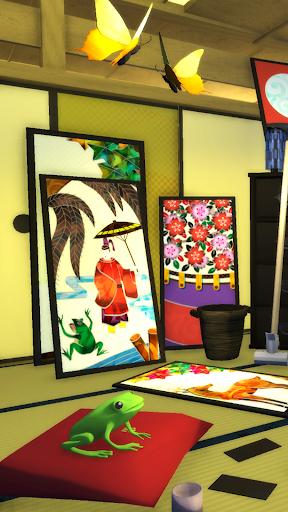 escape japanease hanafuda room screenshot 1