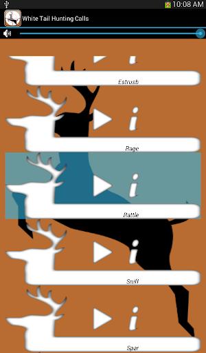 Whitetail Hunting Calls  screenshots 13