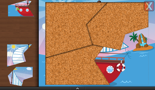 Trains Jigsaw Puzzles for Kids apkmr screenshots 20
