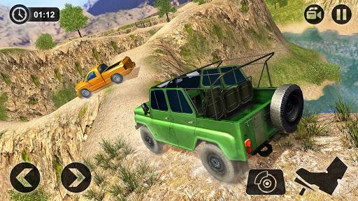 Offroad SUV Drive 2021 screenshots 12