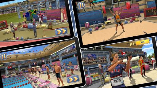 Athletics2: Summer Sports Free 1.9.3 screenshots 1
