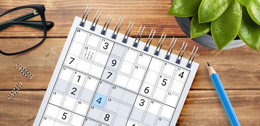 Screenshot of Killer Sudoku by Sudoku.com - Free Number Puzzles