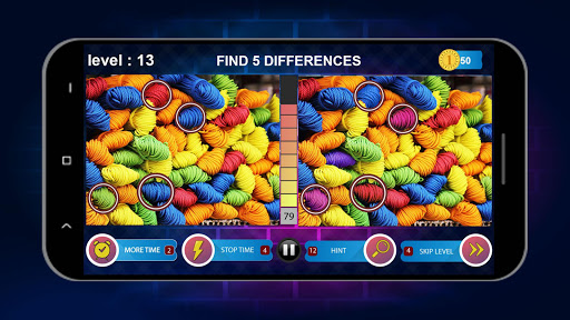 Spot 5 Differences 1000 levels 1.6.1 screenshots 8