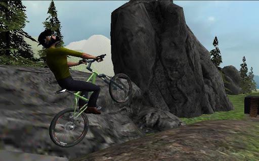 Mountainud83dudeb4u200d Bike Rider: Freestyle Riding Game 2019 apkpoly screenshots 2
