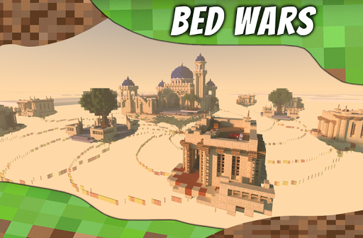 Maps BedWars for MCPE. Bed Wars Map. 2.1 de.gamequotes.net 3