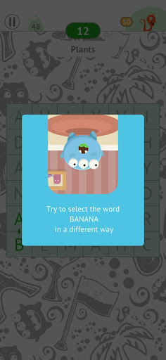 Find The Words - search puzzle with themes  screenshots 5