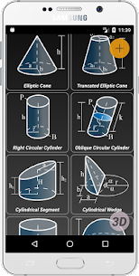 Geometryx: Geometry – Calculator 3.0 Apk 3