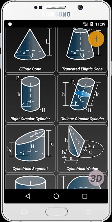 Geometryx: Geometry - Calculator  poster 2