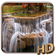 Beautiful Waterfall APUS Live Wallpaper