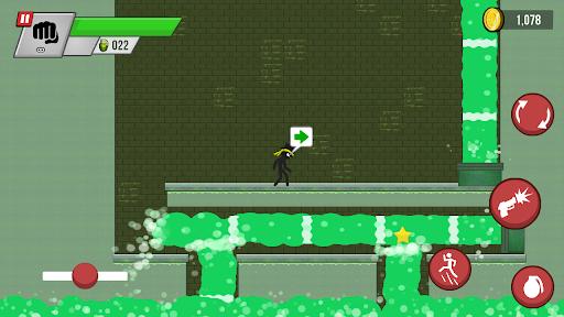 Stickman vs Zombies screenshots 6