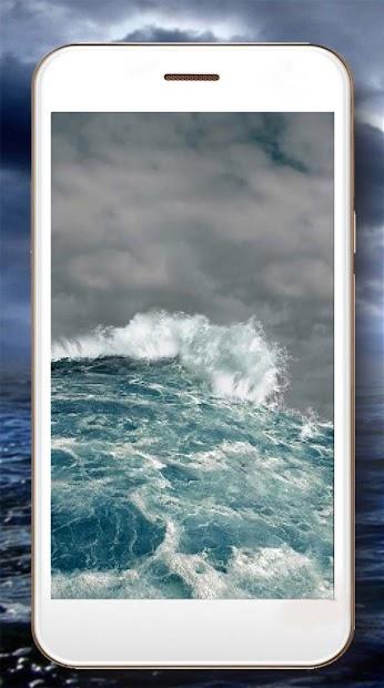 Ocean Storm Live Wallpaper screenshot 3