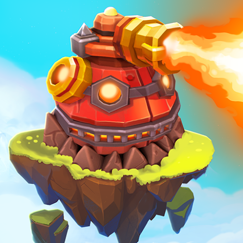 Wild Sky TD: Tower Defense Legends in Sky Kingdom (Mod) 1.32.7 mod