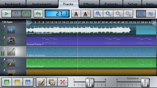 Music Studio Pro 2.1.2 Apk Mod (Unlocked) 3