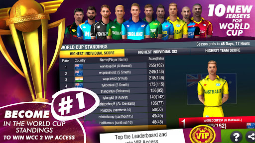 World Cricket Championship 2 - WCC2  screenshots 3