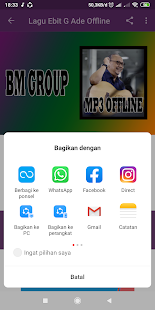 Lagu Ebit G Ade MP3 Offline