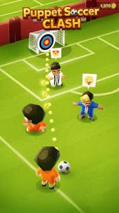Puppet Soccer Clash