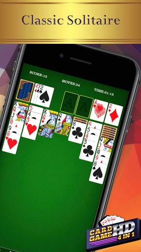 Solitaire Card Games apkpoly screenshots 1